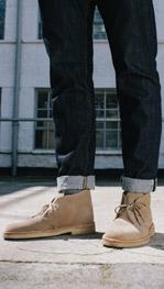 Chaussures Clarks Original De La S Pour Hommes HwTS6